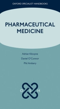 Pharmaceutical Medicine, Paperback / softback Book