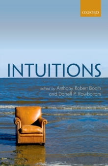 Intuitions, Hardback Book