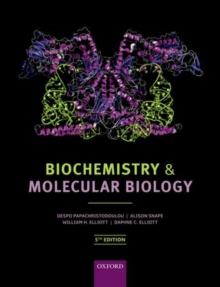 Biochemistry and Molecular Biology, Paperback Book