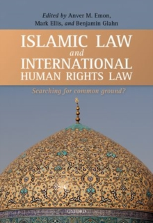 Islamic Law and International Human Rights Law, Hardback Book
