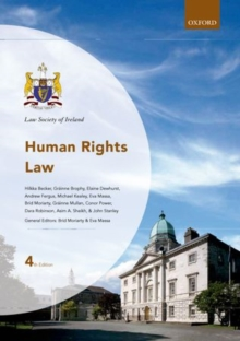 Human Rights Law, Paperback / softback Book