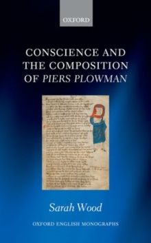 Conscience and the Composition of Piers Plowman, Hardback Book