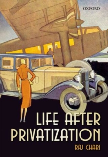 Life After Privatization, Hardback Book
