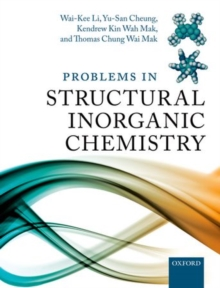 Problems in Structural Inorganic Chemistry, Paperback Book