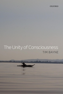 The Unity of Consciousness, Paperback / softback Book
