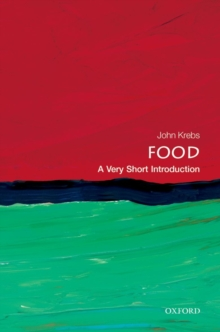 Food: A Very Short Introduction, Paperback / softback Book