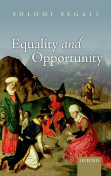 Equality and Opportunity, Hardback Book