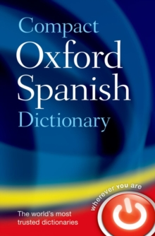 Compact Oxford Spanish Dictionary, Paperback Book