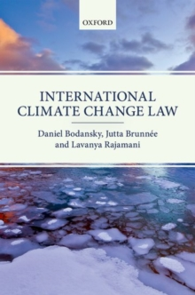 International Climate Change Law, Hardback Book