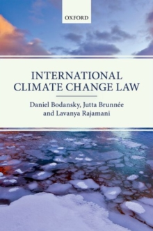 International Climate Change Law, Paperback Book