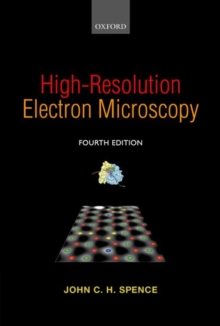 High-Resolution Electron Microscopy, Hardback Book