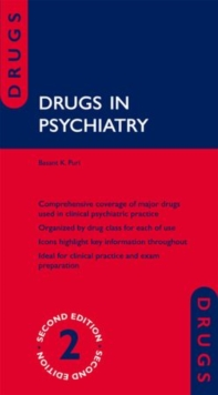 Drugs in Psychiatry, Paperback / softback Book