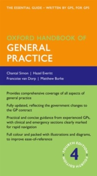 Oxford Handbook of General Practice, Part-work (fasciculo) Book