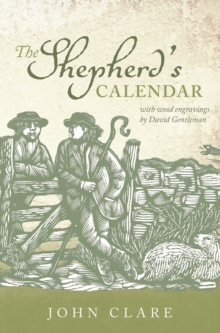The Shepherd's Calendar, Hardback Book