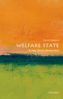 The Welfare State: A Very Short Introduction, Paperback Book