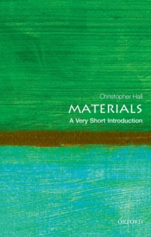 Materials: A Very Short Introduction, Paperback / softback Book