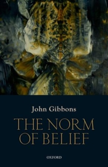 The Norm of Belief, Hardback Book