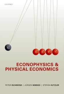 Econophysics and Physical Economics, Hardback Book