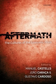 Aftermath : The Cultures of the Economic Crisis, Paperback / softback Book