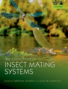 The Evolution of Insect Mating Systems, Paperback Book