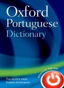 Oxford Portuguese Dictionary, Hardback Book