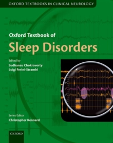 Oxford Textbook of Sleep Disorders, Hardback Book