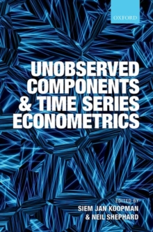 Unobserved Components and Time Series Econometrics, Hardback Book
