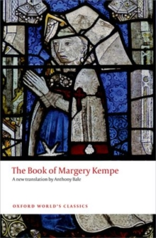 The Book of Margery Kempe, Paperback / softback Book