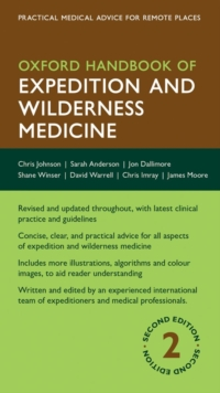 Oxford Handbook of Expedition and Wilderness Medicine, Part-work (fasciculo) Book