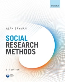 Social Research Methods, Paperback / softback Book