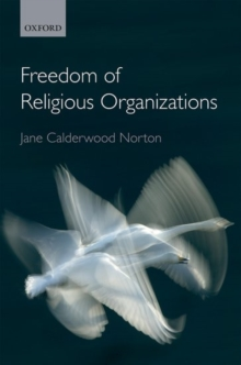 Freedom of Religious Organizations, Hardback Book