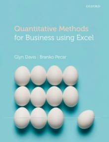 Quantitative Methods for Decision Making Using Excel, Paperback / softback Book