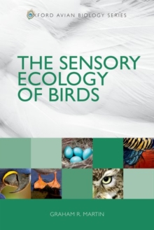 The Sensory Ecology of Birds, Paperback / softback Book