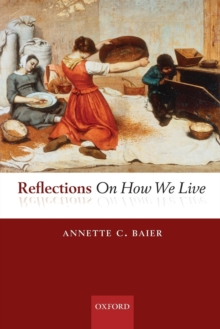 Reflections On How We Live, Paperback Book