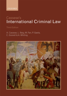 Cassese's International Criminal Law, Paperback Book
