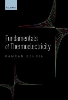 Fundamentals of Thermoelectricity, Hardback Book
