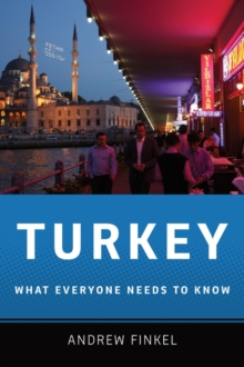 Turkey : What Everyone Needs to Know (R), Paperback Book