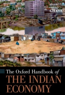The Oxford Handbook of the Indian Economy, Hardback Book