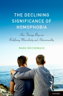 The Declining Significance of Homophobia, PDF eBook