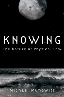 Knowing : The Nature of Physical Law, EPUB eBook