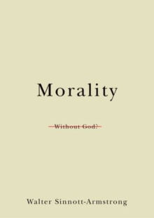 Morality Without God?, Paperback / softback Book