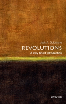 Revolutions: A Very Short Introduction, Paperback / softback Book