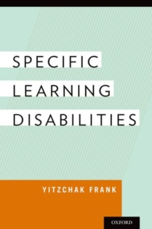 Specific Learning Disabilities, Paperback / softback Book