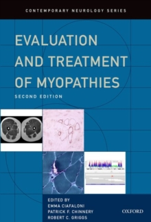 Evaluation and Treatment of Myopathies, Hardback Book