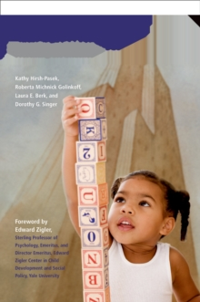 A Mandate for Playful Learning in Preschool : Applying the Scientific Evidence, EPUB eBook