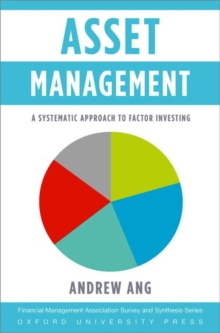 Asset Management : A Systematic Approach to Factor Investing, Hardback Book