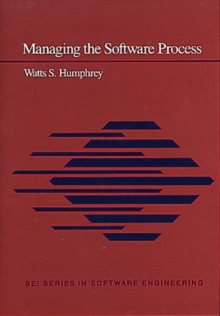 Managing the Software Process, Hardback Book