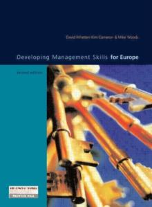 Developing Management Skills for Europe, Paperback Book