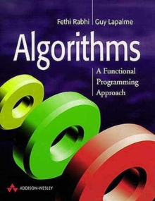 Algorithms : A Functional Programming Approach, Paperback Book