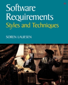 Software Requirements : Styles & Techniques, Paperback / softback Book